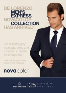 Mens Express novacolor
